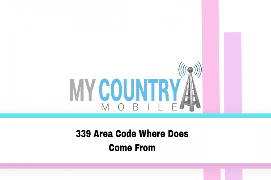 339 Area Code Where Does Come From - My Country Mobile